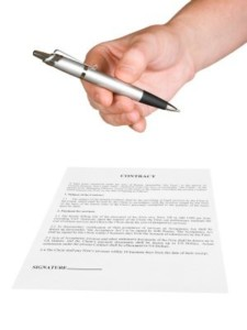 contingency fee agreements
