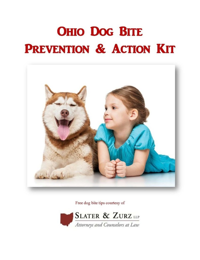 Ohio Dog Bite Prevention Kit