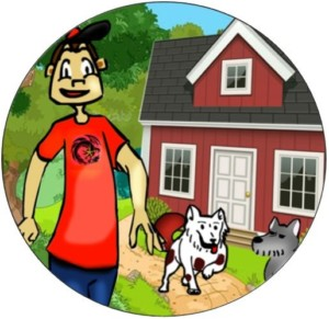 Dog Bite Prevention Icon